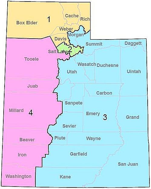 Utah39s Representatives  Keeping An Eye On Congress